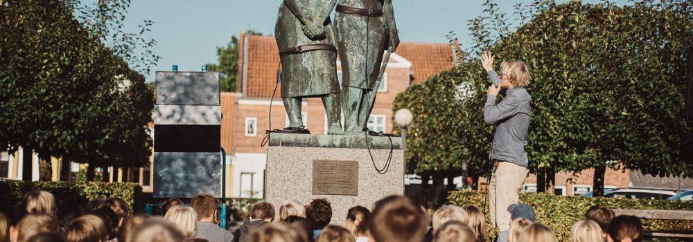 Danmarks Statuer Taler